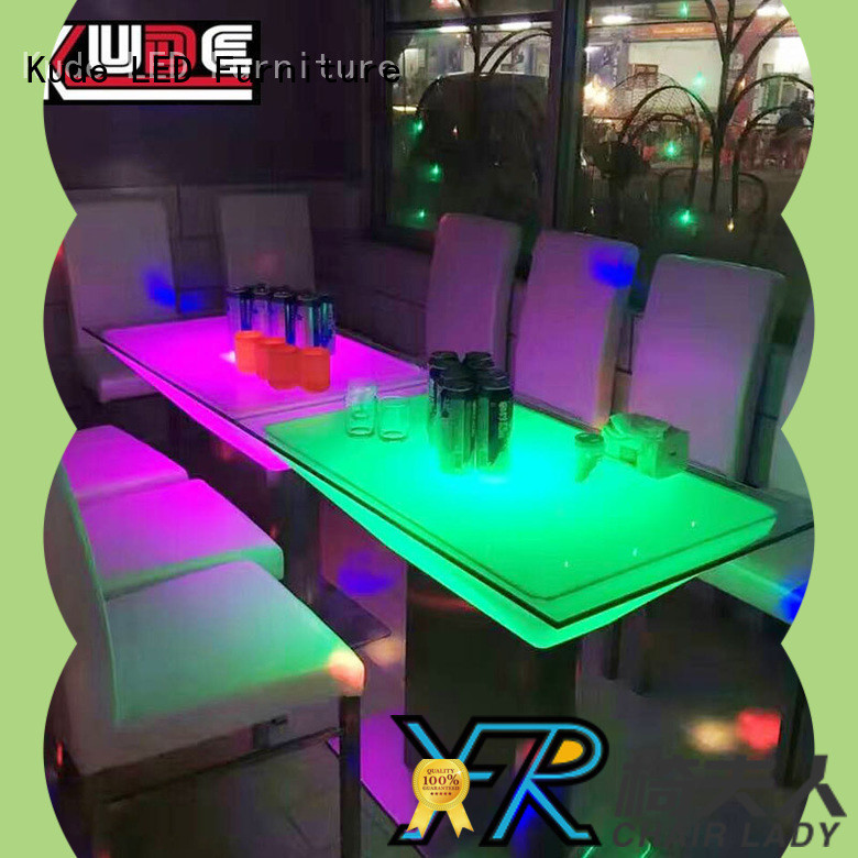 Chairlady yfrbs303 led pub corner table company for home