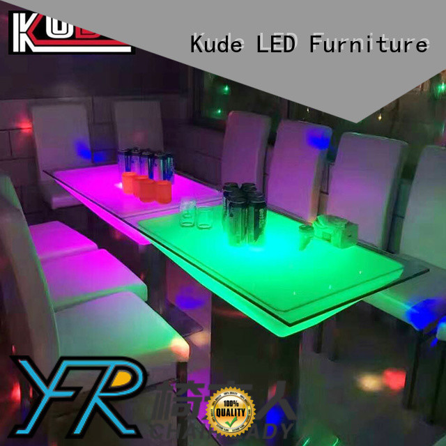 Top led furniture bar factory for bar