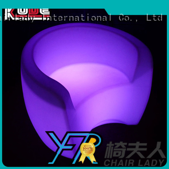 Latest led pub corner table yfrf894t factory for home