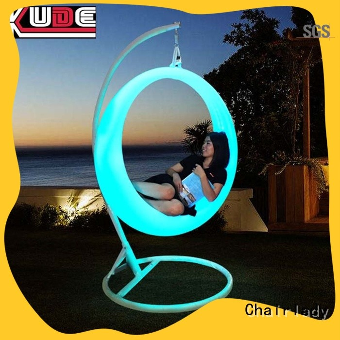 Chairlady color led lighting seesaw Suppliers