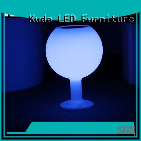 Chairlady Top plastic led decorative furniture manufacturers