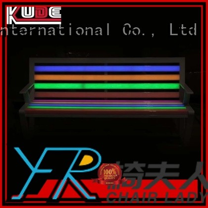 Chairlady park led garden furniture manufacturers