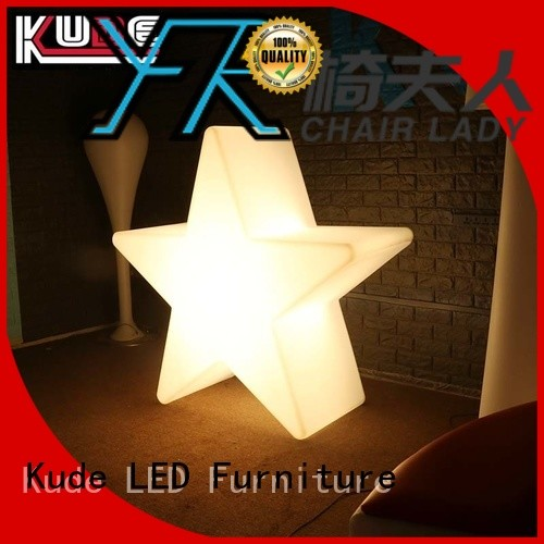 Custom plastic led decorative lighting lamp factory