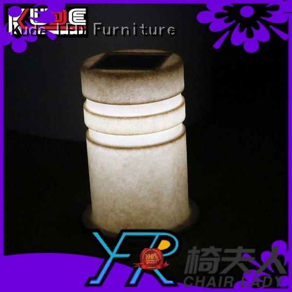 Custom plastic led decorative lighting outdoor factory