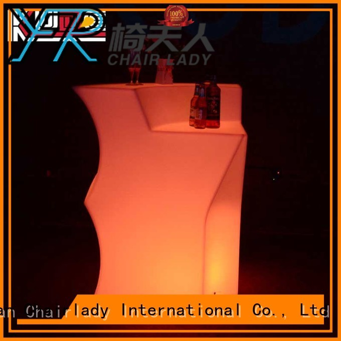 Wholesale illuminated led bar counter counter factory for bar