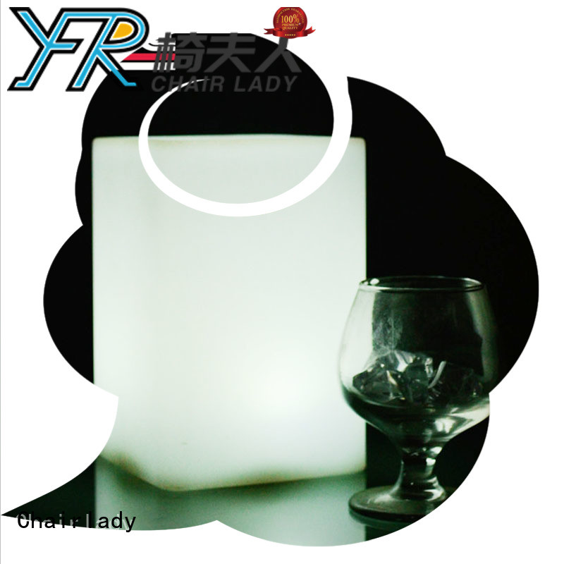 Chairlady decoration Led Color Changing Table Lamp Supply for bar