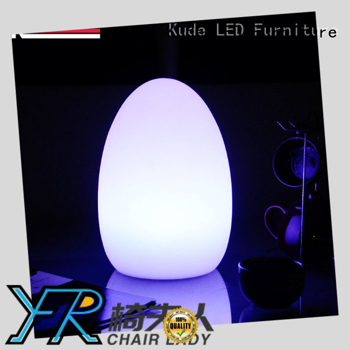 Chairlady High-quality Led Color Changing Table Lamp for business for park