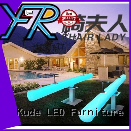 Chairlady led led patio swing Suppliers