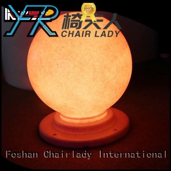 Chairlady Custom plastic led decorative lighting manufacturers