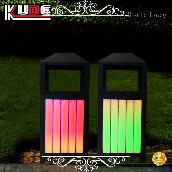Chairlady led led swing factory for bar