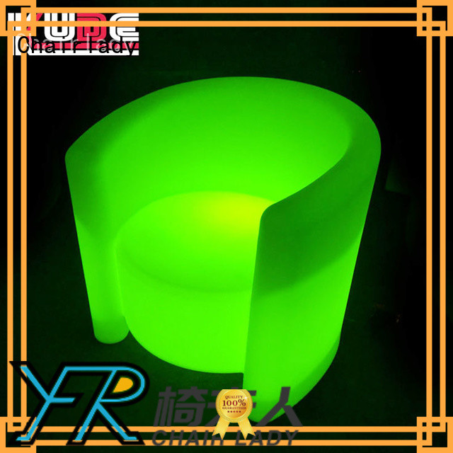 High-quality led cube stool nightclub for business for bar