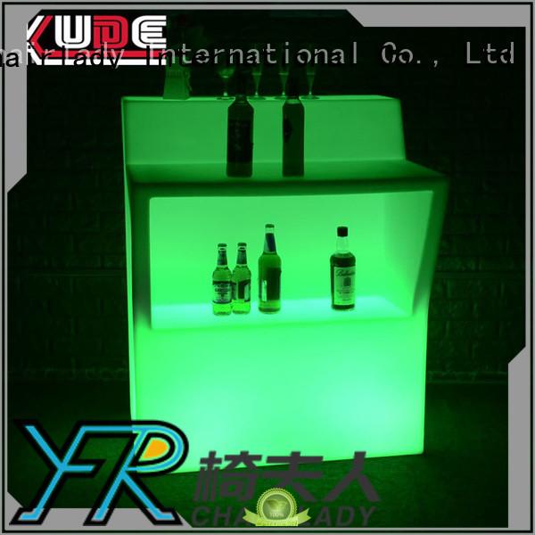 Wholesale led bar counter color factory