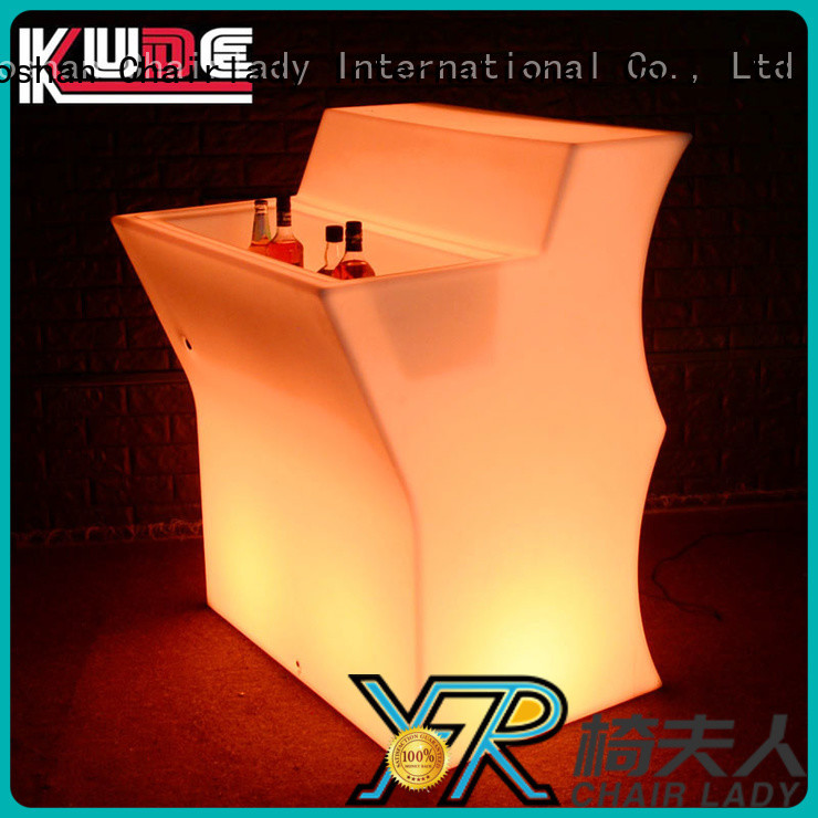 Chairlady deejay led bar counter manufacturers