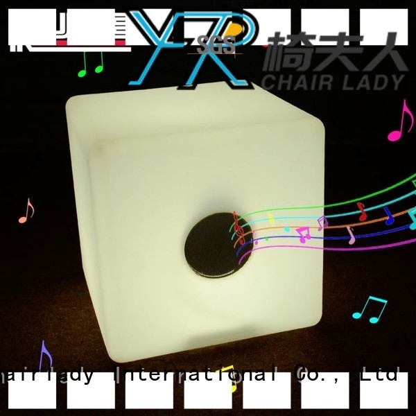 New LED Cube Bluetooth cube Suppliers for night club