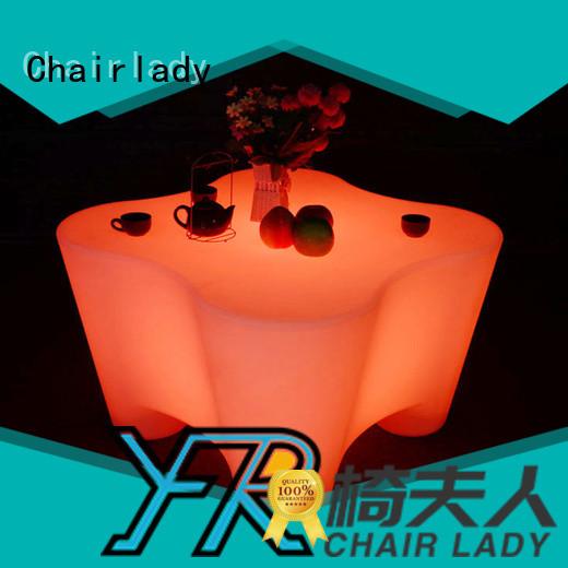 Chairlady Custom LED Bar Table Supply for night club
