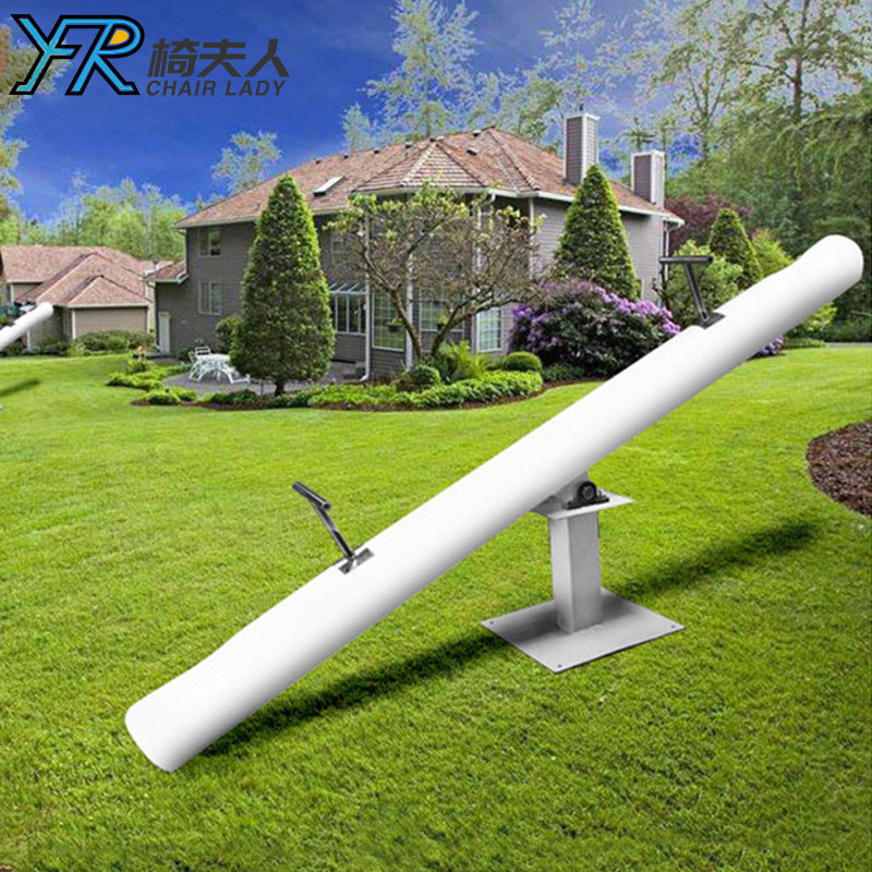Led Plastic Seesaw For Outdoor Garden Party Decoration