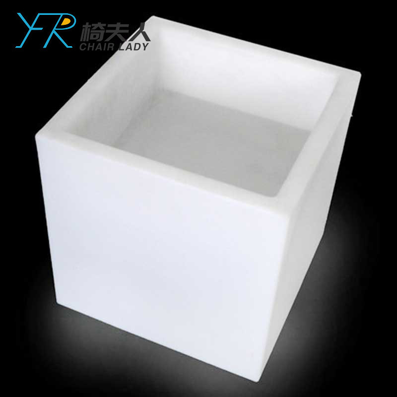 Commercial Led Ice Bucket For Beers