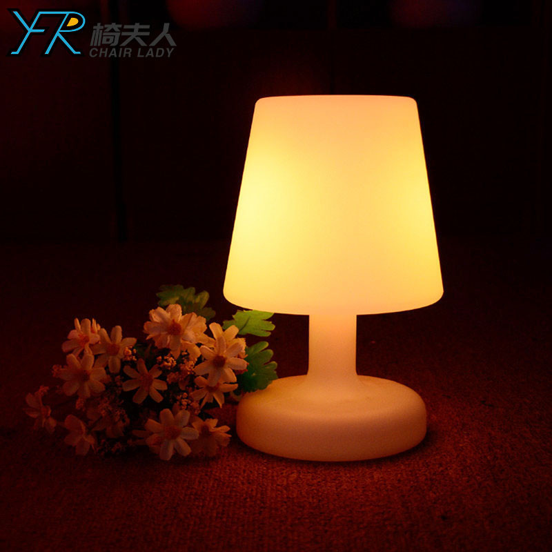 Colorful Led Table Lamp for Party